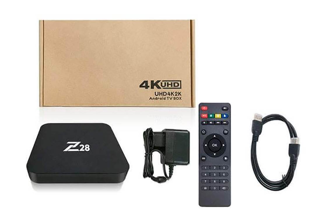 Android TV Box Z28 RK3328